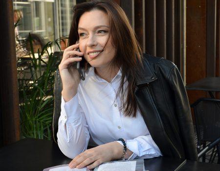 Mama mums rūpi projekto iniciatorė - profesionali naujagimių fotografėAsta Petraitienė