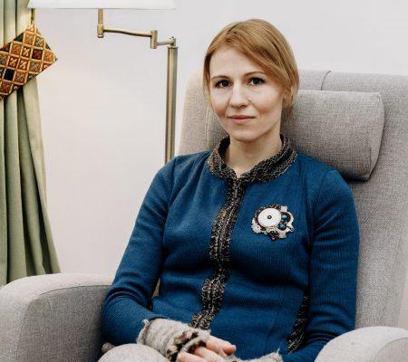 Psichologė Sigita Valevičienė